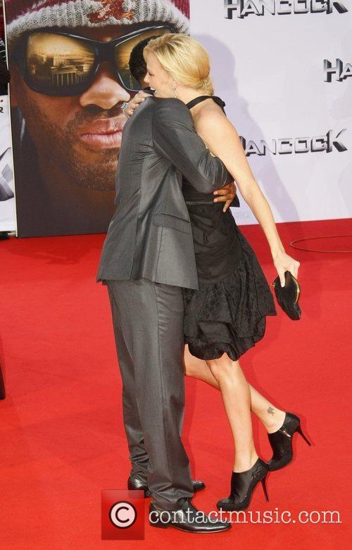 Will Smith and Charlize Theron 3