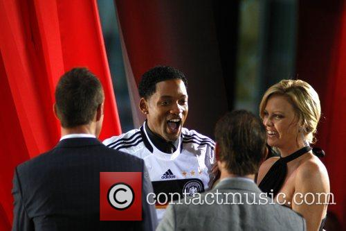 Will Smith and Charlize Theron 2