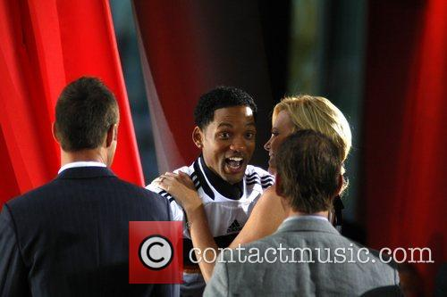 Will Smith and Charlize Theron 4