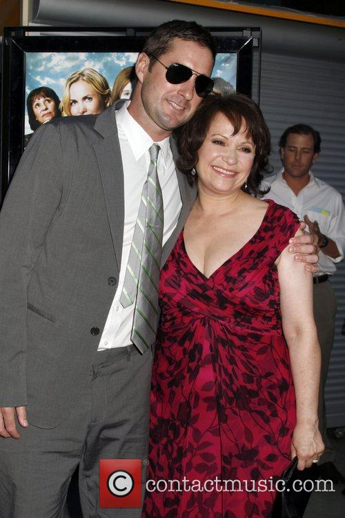 Luke Wilson and Adriana Barraza