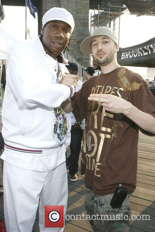 Krs-one and J. Period