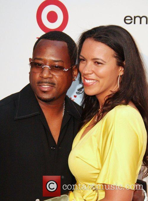 Martin Lawrence and Guest