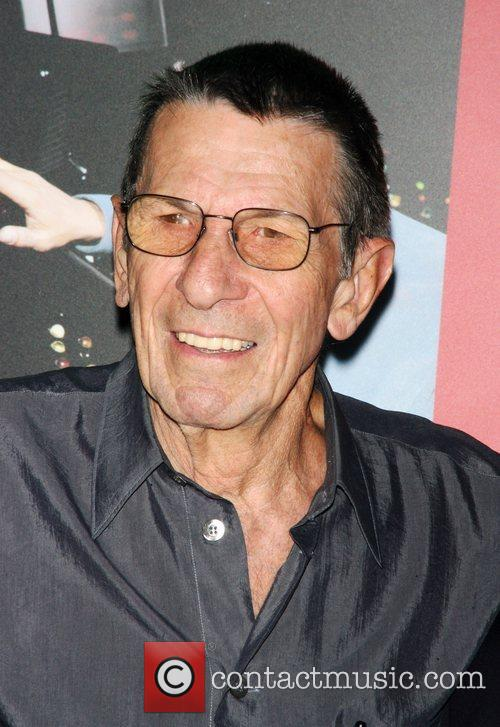 Leonard Nimoy and Star Trek