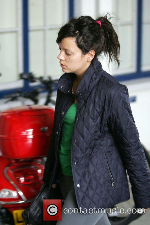 Lily Allen and Chemical Brothers 7
