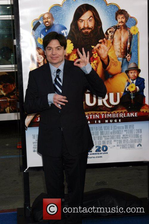 Mike Myers 4