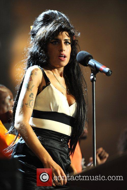 Amy Winehouse and Nelson Mandela