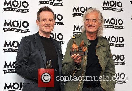 Led Zeppelin, John Paul Jones and Jimmy Page 2