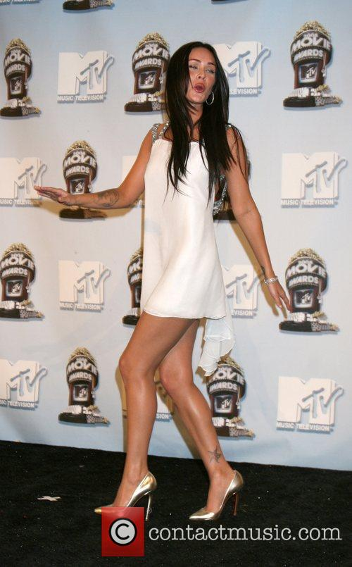 Megan Fox and Mtv