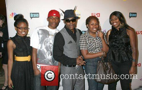 Coolio and Family