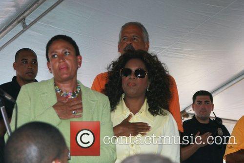Oprah Winfrey and Stedman Graham 2