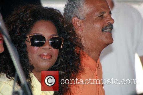 Oprah Winfrey and Stedman Graham 1