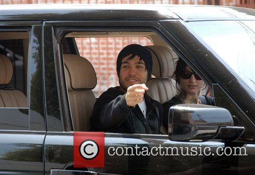 Pete Wentz, Fall Out Boy and Police 1