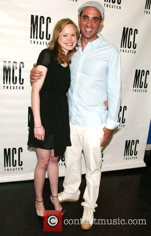 Alison Pill and Bobby Cannavale