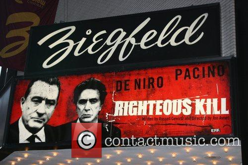 'righteous Kill' Marquee 5