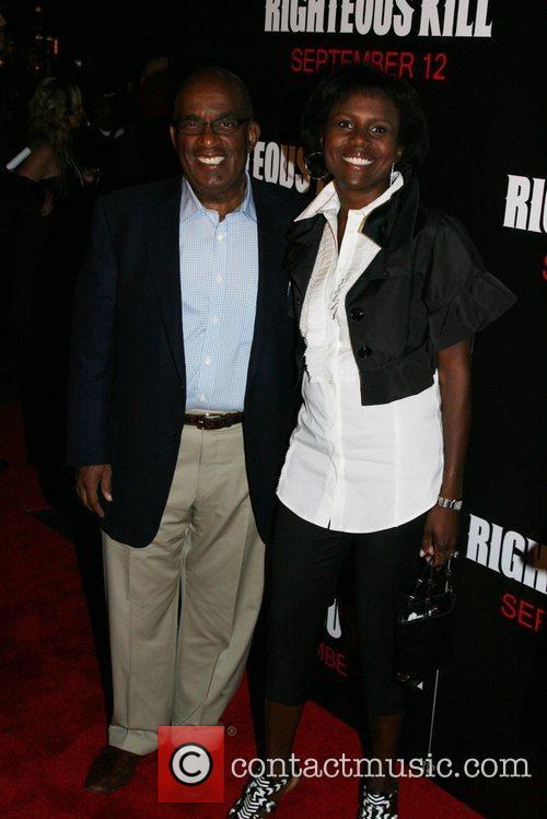 Al Roker and Deborah Roberts 9