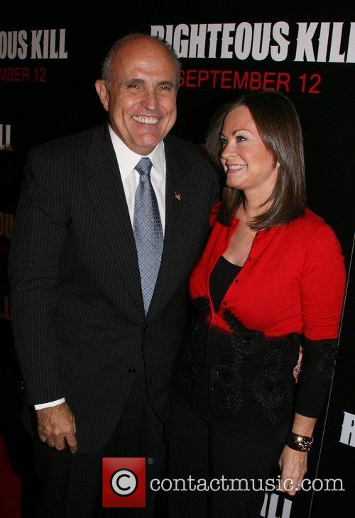 Rudy Giuliani and Judy Giuliani 4