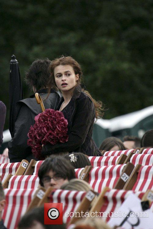 Helena Bonham Carter and Rufus Wainwright 1