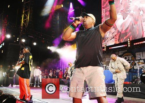 Public Enemy and Chuck-d 8