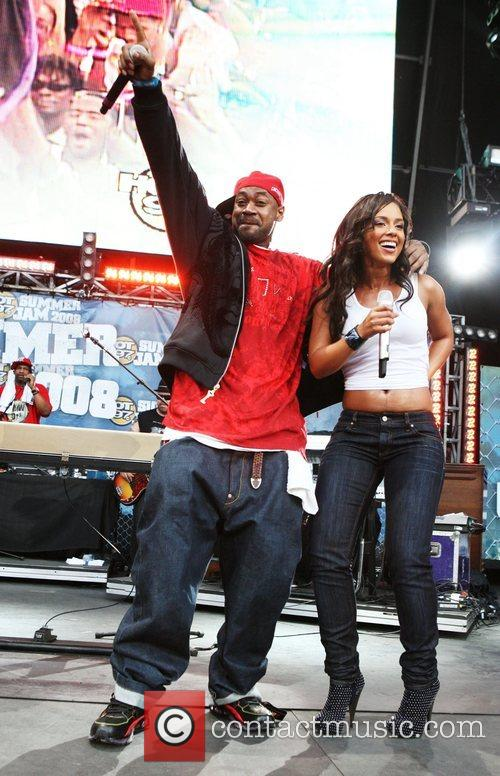 Ghostface Killah and Alicia Keys