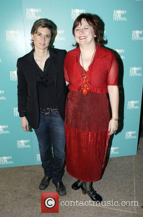 Kimberly Peirce and Clare Stewart 5