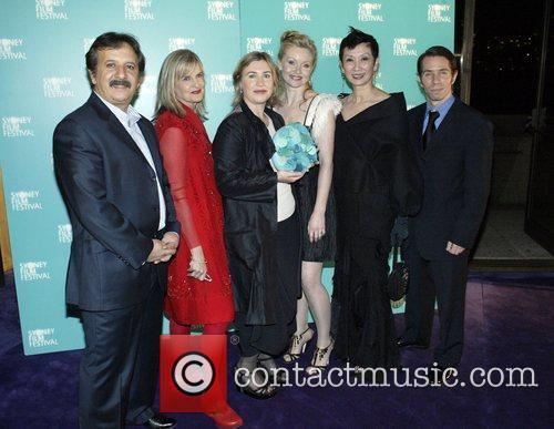 Majid Majidi, Gillian Armstrong, Laura Hastings-smith, Essie Davis, Nansun Shi and Scott Foundas 1
