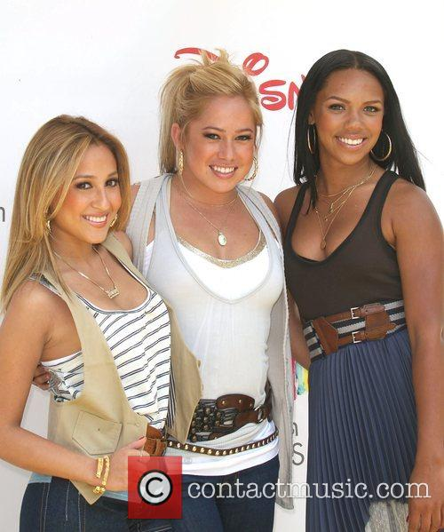 Kiely Williams and Sabrina Bryan