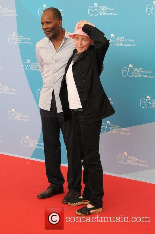 Alex Descas and Claire Denis 2
