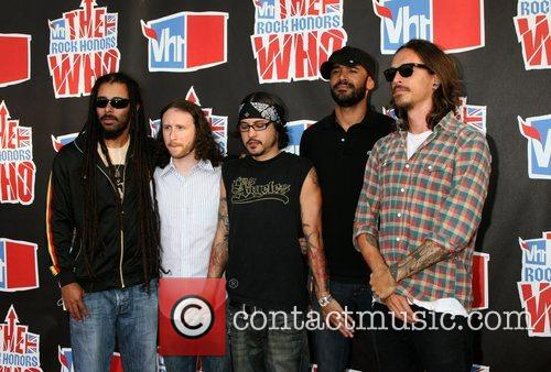 Incubus, The Who and Vh1