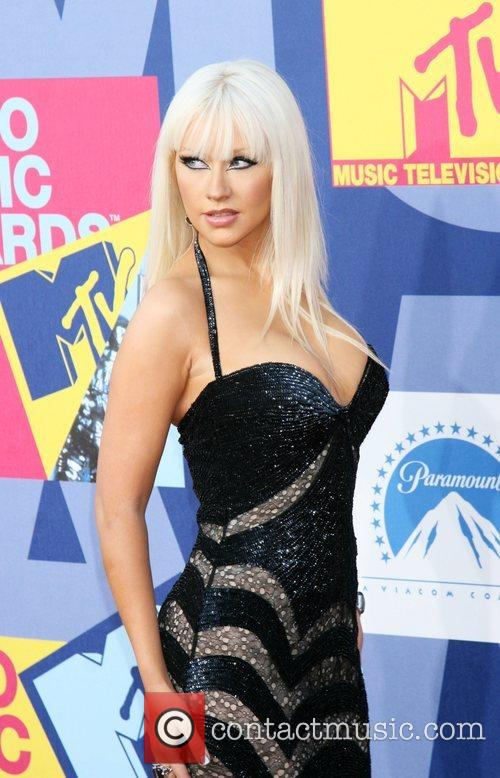 Christina Aguilera and Mtv