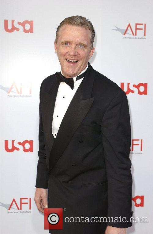 Anthony Michael Hall and Afi 1