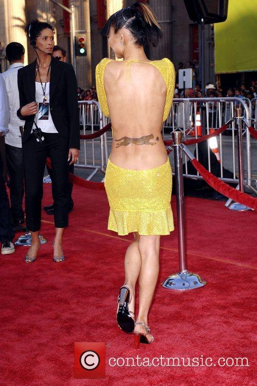 Bai Ling and The X Files 1