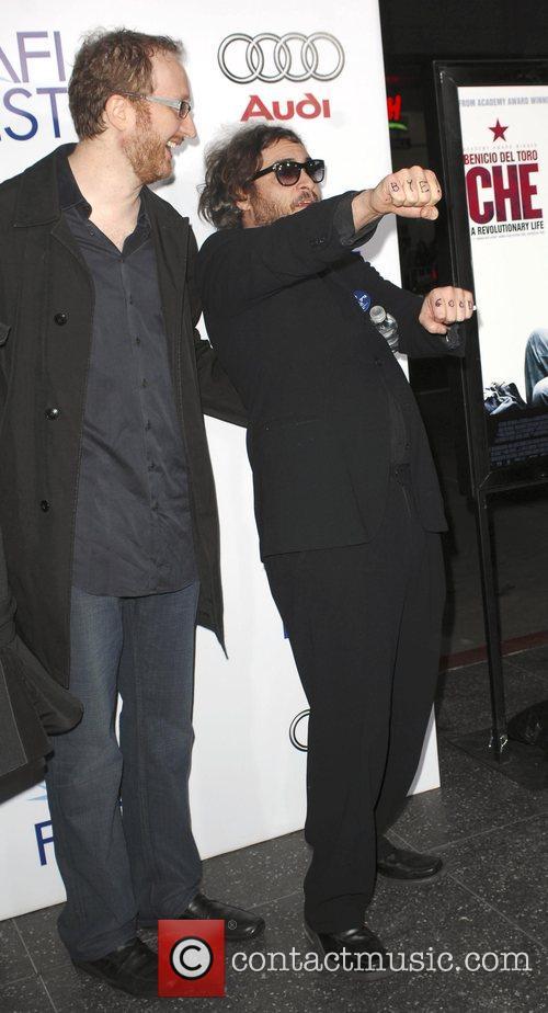 James Gray and Joaquin Phoenix 3