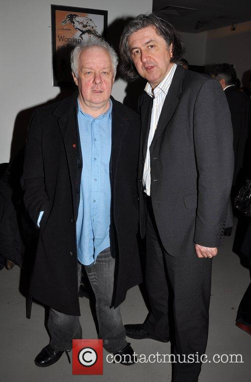 Jim Sheridan and Fiac Mac Conghail (director Of Abbey) 4