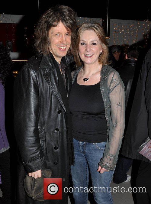 Mike Scott and Moya Brennan 3