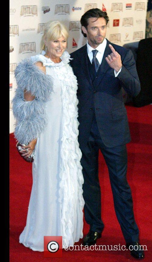 Deborra-lee Furness and Hugh Jackman 2
