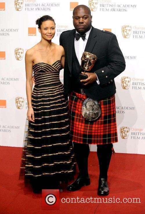 Thandie Newton and Steve Mcqueen 1