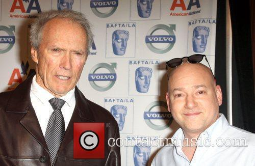 Clint Eastwood and Evan Handler 5