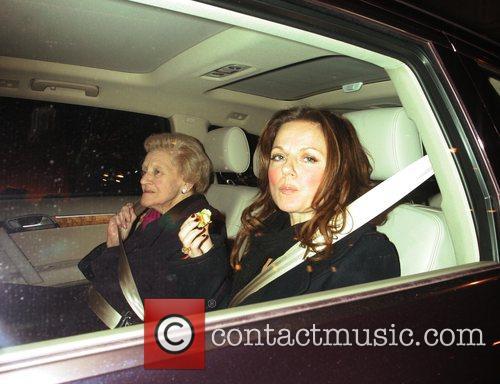 Geri Halliwell and Her Grandmother 4