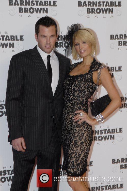 Doug Reinhardt and Paris Hilton 6