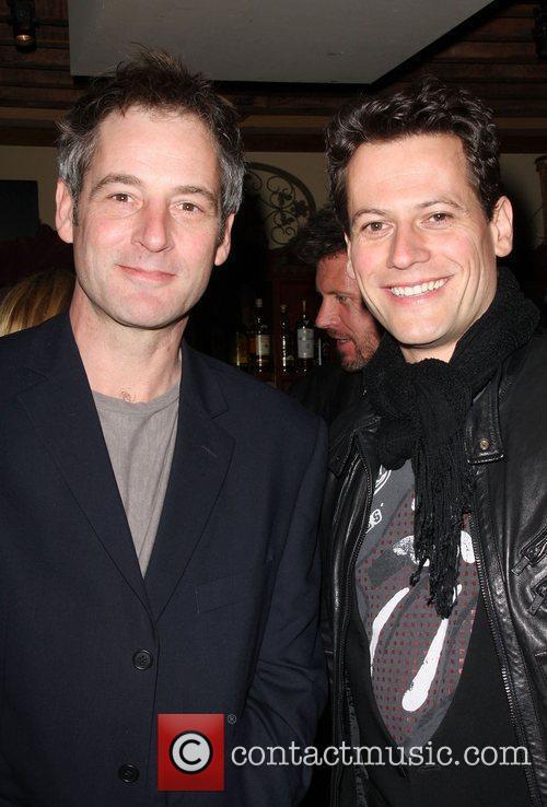 Jeremy Northam and Ioan Gruffudd