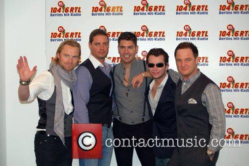Ronan Keating, Boyzone, Duffy, Keith Duffy, Shane Lynch and Stephen Gately 5
