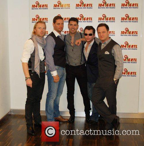 Ronan Keating, Boyzone, Duffy, Keith Duffy, Shane Lynch and Stephen Gately 4