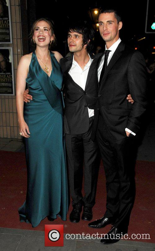 Hayley Atwell and Matthew Goode