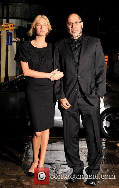 Charlize Theron and Guillermo Arriaga 4