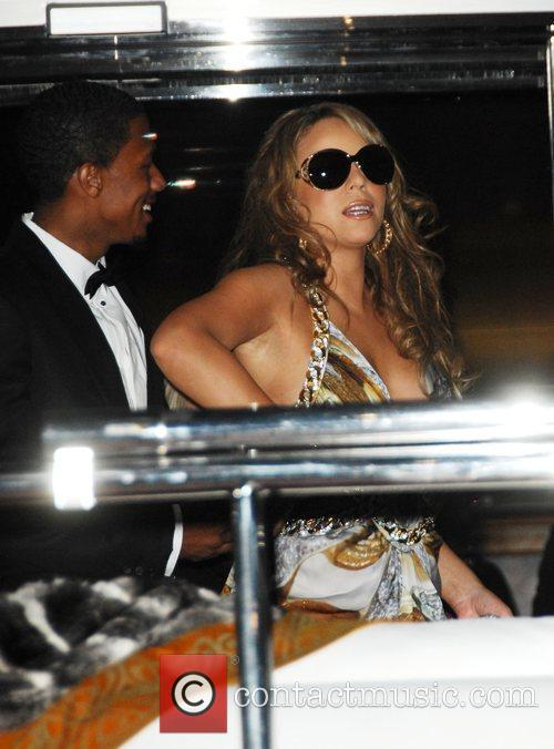 Mariah Carey and Husband Nick Cannon 3