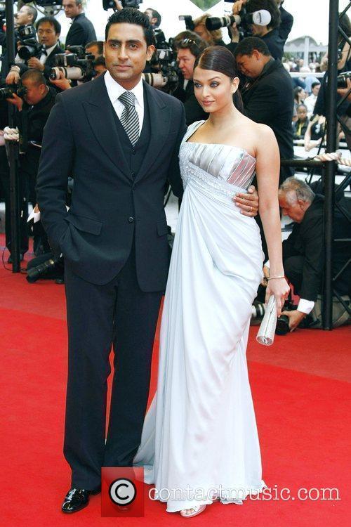 Abhishek Bachchan and Aishwarya Rai 1