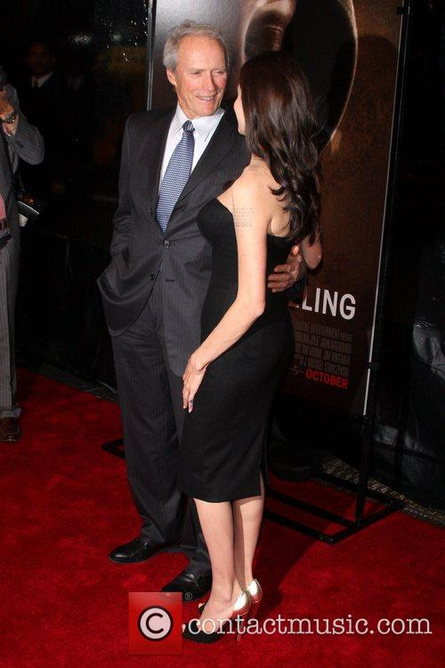 Clint Eastwood and Angelina Jolie