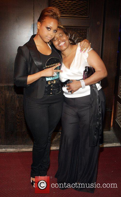 Chrisette Michele and Lynette Payne