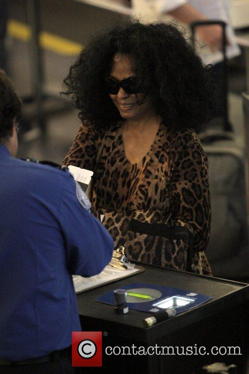 Diana Ross and The Departure 4