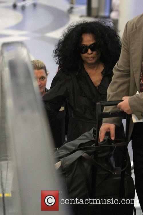 Diana Ross and The Departure 7